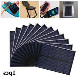 0.5~6V Mini Solar Panel System For DIY Battery Cell Phone Ch