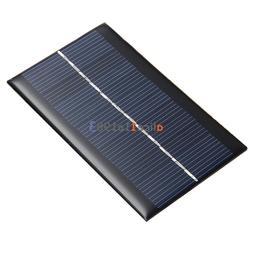 0.5V/6V 0.6W/1W 100mA Epoxy Solar Panel Module Cell Photovol
