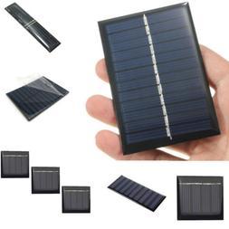 1/2/3/4/5.5/6V Mini Solar Panel Cell For Power Module Batter