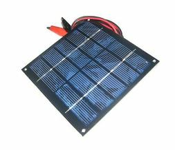 1 25w 5v solar charger battery panel