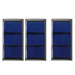 1.2V/3.7V Battery Solar Cell Module 1.5V/5V Polycrystalline