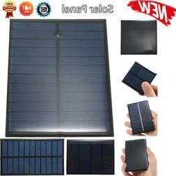 1/3.5/4/5/5.5/6/9/12V Mini Solar Panel Module For Battery Ce