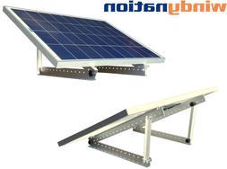 100 - 400 Watt 100W 12V Portable Solar Panel with Adjustable