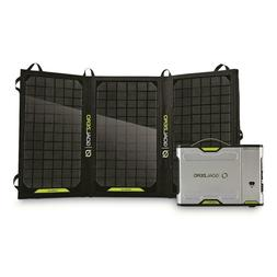 Goal Zero Sherpa 100 Power Pack with Nomad 20 Solar Panel an