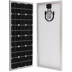 100 Watt 12 Volt Monocrystalline Solar Panel With MC4 Connec
