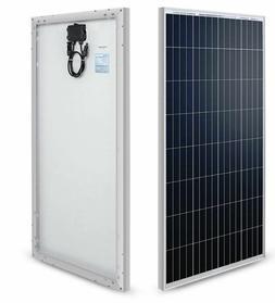 Renogy 100 Watt 12 Volt Monocrystalline Solar Panel Marine,