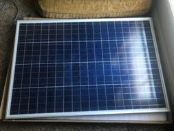 HQST 100 Watt 12 Volt Poly Solar Panel 100W 12V Off Grid PV