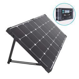Renogy 100 Watt Eclipse Monocrystalline Solar Suitcase with