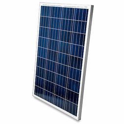 100 Watt Solar Panel 12V Poly Battery Charger - Off-Grid RV