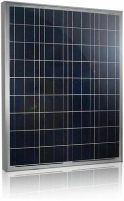 100 Watts 100W Solar Panel 12V Poly Off Grid Battery Charger