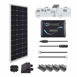 Renogy 100 Watts 12 Volts Monocrystalline Solar Rv Kit Off-G