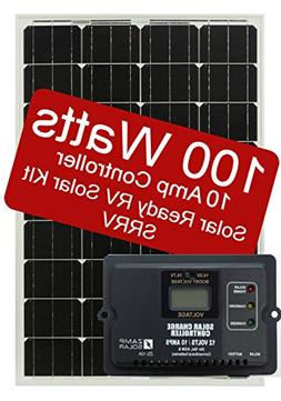 ZAMP SOLAR 10010ASRRV 100W 10AMP SOLAR READY RV
