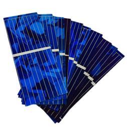 100Pcs <font><b>Solar</b></font> <font><b>Panel</b></font> <