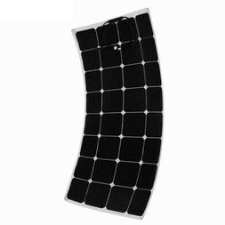 100W 18V Solar Panel Charger Solar Cell Ultra Thin Flexible