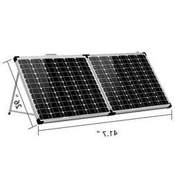 Dokio 100W Foldable Solar Panel 12V 18V Solar Battery Cell/M