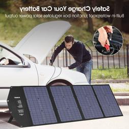 Suaoki 100W Folding Solar Panel Charger for Suaoki Portable