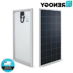 Renogy 100W Watt 12V Volt Monocrystalline Solar Panel  Off G