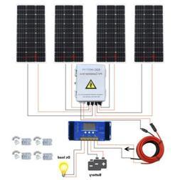 100Watt 200W 400W 600W 800W Solar panel 4/6sting Solar Combi