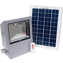 108 LED Solar Power Wall Mount Flood Light