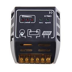 Anself Solar Charge Controller Charging Regulator for Solar