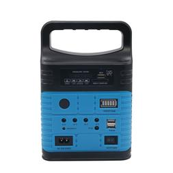 10W Solar Power Generator LED Light USB Charger Home System