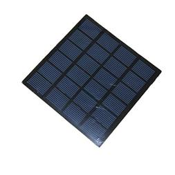 10Pcs 6V 1.5W 110*110mm Micro Mini Power Small Polycrystalli
