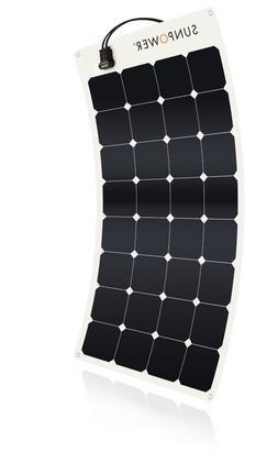 100 watt flexible solar panel high efficiency
