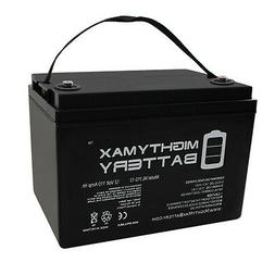 Mighty Max Battery 12V 110AH SLA Battery Replacement for Ren