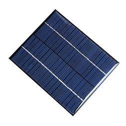 2w 18v 110mm136mm DIY Polycrystalline Silicon Solar Panel