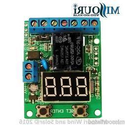 12 volt digital charge controller brain board
