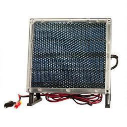 12-Volt Solar Panel Charger for 12V 8Ah Big Game Feeder Batt