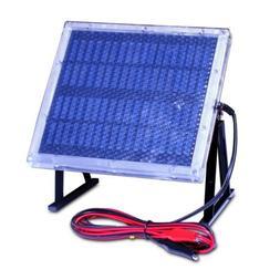 12V 12 Volt Solar Panel Charger for 12V 8Ah Big Game Feeder