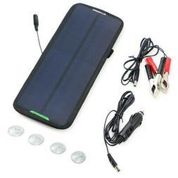 ALLPOWERS 12V 18V 7.5W Solar Charger Solar Panel Battery Mai