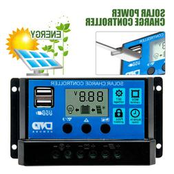 12V 20A Solar Panels Charger Controller Battery Charge Regul