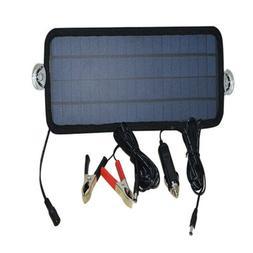 12V Folding Solar Panel Kit Car Caravan Boat Camping Power M