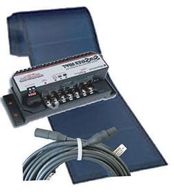 136 Watt Solar Battery Charger Kit for 12V or 24v batteries.