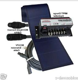 136W Battery Charger Uni-Solar Package - 12v or 24v applicat