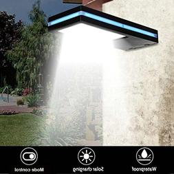 144led decorative lights solar powered