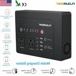 146Wh Solar Generator Power Supply Charging Station Energy S
