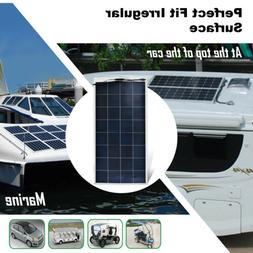 150 watt 300w 450w 600w flexible solar