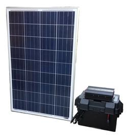 TEKTRUM 1500w/3000w POWER PACK STATION SOLAR CHARGER 100Ah B