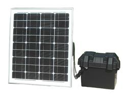 TEKTRUM 1500w/3000w POWER PACK STATION SOLAR & WALL CHARGER