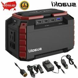 Suaoki 150Wh Portable Solar Generator Power Supply Chargi