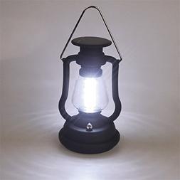 DSstyles 16 LED Camping Light Solar Energy Powered Lantern W