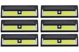Endless Patio 164 LED Motion Solar Light 6 Pack Set Sensor O
