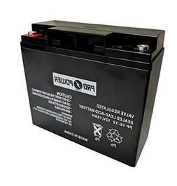 Pro Power 12v 18ah for Champion Generator 9000 7000 Recharge