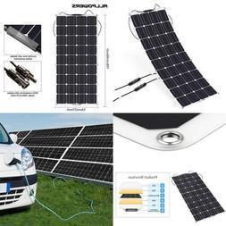 Allpowers 18V 12V 100W Solar Panel Charger Monocrystalline L