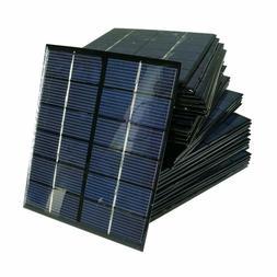 Sunnytech 1pc 2w 6v 330ma Mini Solar Panel Module DIY Polysi