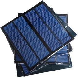 Sunnytech 1pc 3w 12v 250ma Mini Solar Panel Module Solar Sys