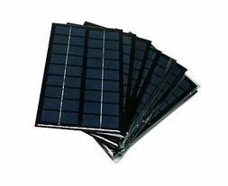 Sunnytech 1pc 3w 9v 333ma Mini Solar Panel Module Solar Syst